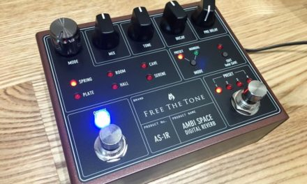 Free The Tone Ambi Space Reverb