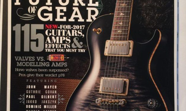 Guitarist Magazine No 418
