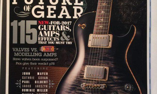 Guitarist Magazine No 418