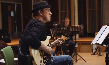 BIAS MINI – Andy G Jones at Real World Studios