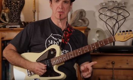 Andy G Jones Magneto Signature Licks #6