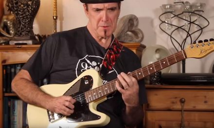 Andy G Jones Magneto Signature Licks #7
